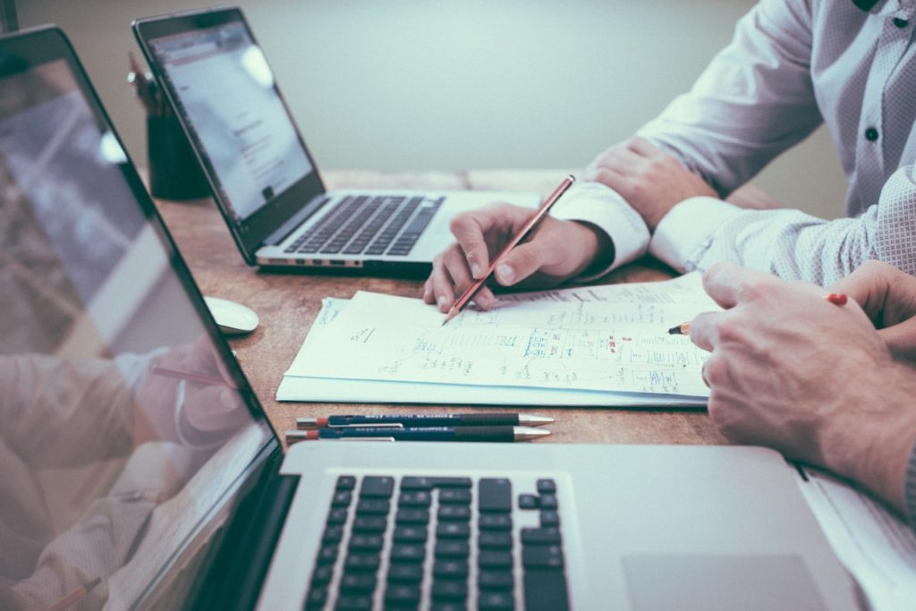 Verify acquisition due diligence by carefully going over information and paperwork involved in the process